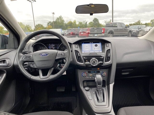 Used 2018 Ford Focus SEL with VIN 1FADP3H28JL204927 for sale in Jordan, Minnesota