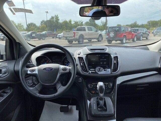 Used 2015 Ford Escape Titanium with VIN 1FMCU9J93FUA08755 for sale in Jordan, Minnesota