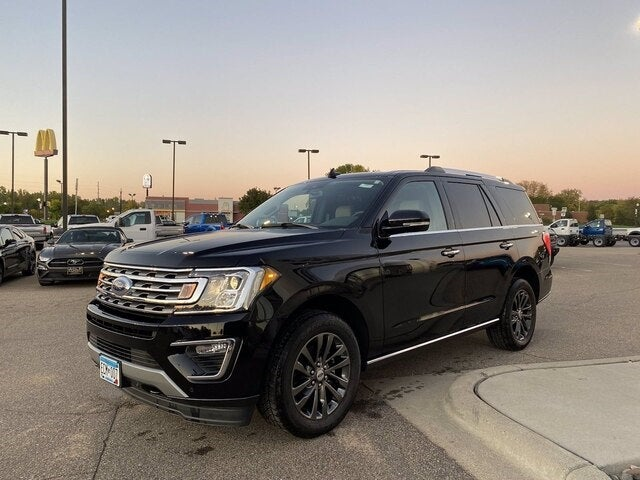 Used 2019 Ford Expedition Limited with VIN 1FMJU2AT8KEA90321 for sale in Jordan, Minnesota