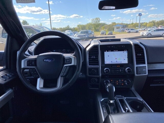 Used 2018 Ford F-150 Lariat with VIN 1FTFW1EG9JFD28634 for sale in Jordan, Minnesota